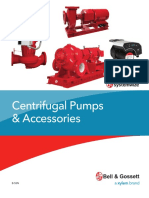 B 50N Centrifugal Pumps