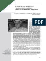 Entrevista al dr. Luis Weinstein