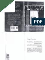 Writing a Woman's Life - Carolyn