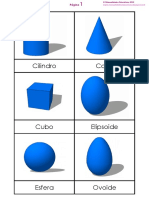 Sólidos Geométricos Castellano