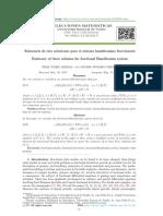 2017-Existencia de Tres Soluciones Para El Sistema Hamiltoniano Fraccionario-SM