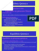 Introduccion Al Equilibrio ppt