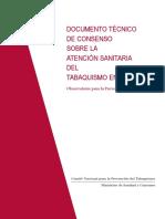 Tabaquismo en España