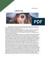 The Venezuelan Inflation Crisis