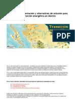 Presentacion Retos de Implementación y Alternativas de Solución Para La Transición Energética en México