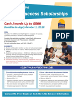 STEMscholarship Flyer