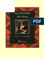 Colette Davenat_La Favorita Del Inca