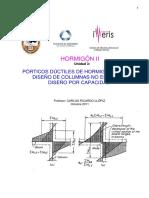 PÓRTICOS DÚCTILES DE HORMIGÓN ARMADO - DISEÑO DE COLUMNAS NO ESBELTAS..pdf
