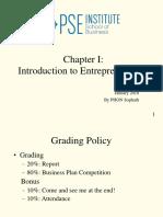 Chapter 1_Introduction to Entrepreneurship