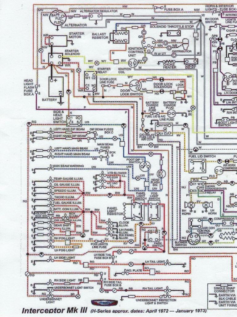 Jensen Interceptor Mk 111 1972-73 on battery diagram pdf, power pdf, data sheet pdf, body diagram pdf, plumbing diagram pdf, welding diagram pdf,