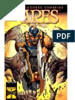 Vingadores Sombrios - Ares 02