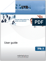 LVA-i 3 User Guide