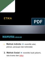 ETIKA KUL 1