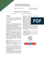 Relatório 03 - Polarização Do Transistor
