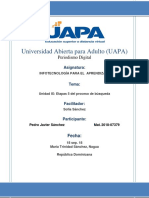 Unidad IX-Etapas 5 Del Proceso de Búsqueda-InFOTECNOLOGIA