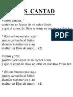 Cancionario II