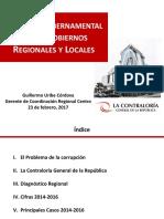 Informe Contraloria Huancavelica 2017