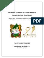 1 Informatica I 2010 Para Alumnos