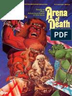 Ares Magazine 04 - Arena of Death
