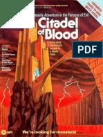 Ares Magazine 05 - Citadel of Blood
