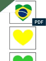 Fichas Atividade Aquarela Do Brasil