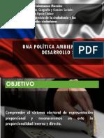 Clases políticas públicas y desarrollo sustentable