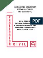 GUIA TECNICA PARA ELABORACION E INSTRUMENTACION DEL PROGRAMA INTERNO DE PROTECCION CIVIL.pdf