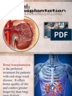 Renal Transplant