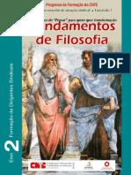 Livro - Fundamentos de Filosofia