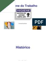 Curso de Higiene_Prof Fernando Barros