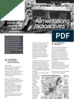 Alimentations radioactives?