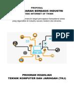 Proposal Iot