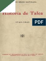Historia de Talca