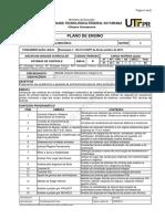 Ementa Sistemas Controle UTFPR