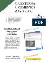 Oportunidades y Amenazas de Cementos Pacasmayo S.A.A.