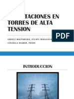 Cimentaciones en Torres de Alta Tension