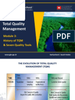 1465650710 TQM - 601 Module 3- History and Seven Tools of Quality