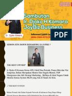 TERPERCAYA!! WA 0896-7100-0771 | Joybiz Jawa Barat, Joybiz Yogies Joko Komara