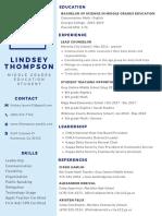 lindsey thompson resume  2