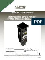 Rompedor Hidraulico Abaixo 1T Manual Operação Ilovepdf Compressed