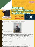 TERPERCAYA!! WA 0896-7100-0771 | Joybiz Jawa Timur, Cara Daftar Joybiz Yogies