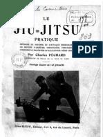 Le Jiu Jitsu Pratique Charles Pechard 1906 Part1