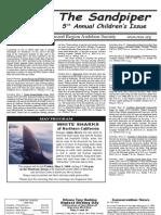 May 2008 Sandpiper Newsletter - Redwood Region Audubon Society