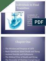 LIFT Coordinator Training October 23-2