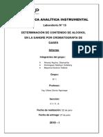 Laboratorio N15 Analitica Instrumental.