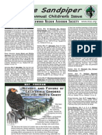May 2009 Sandpiper Newsletter - Redwood Region Audubon Society