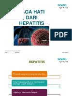 Jaga Hati Dari Hepatitis - September