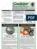 December 2009 Sandpiper Newsletter - Redwood Region Audubon Society