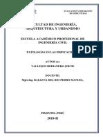 Trabajo 01- Patologías