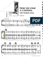 RD - Here We Come a-Caroling